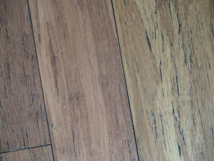 Wood flooring problems moisture related floor central for Hardwood floor recall