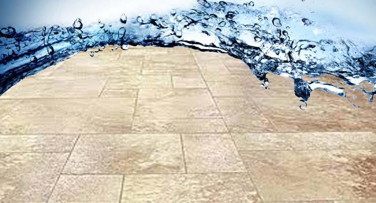 Water Damaged Vinyl Flooring Floor Central