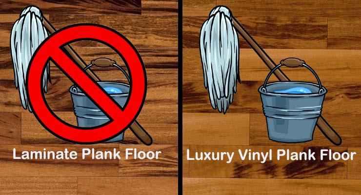 luxury vinyl tile advantages