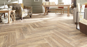 timber style luxury vinyl tile flooring
