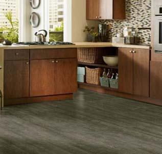 luxury vinyl tile plank floor