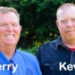 Floor Central Terry Weinheimer and Kevin Weinheimer The Weinheimer Group