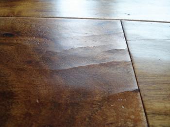 Veneer Checks In Wood Floor Central