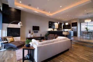 modern sophisticated decorating