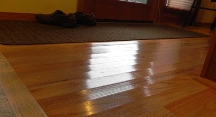 Wood flooring problems moisture related floor central for Hardwood floors humidity