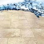 Water Damaged Vinyl Flooring